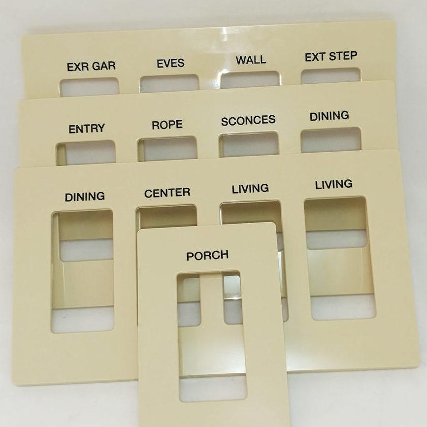 Engraving Plastic Or Metal