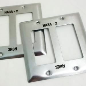 Switch Plate Engraver
