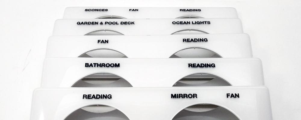 designer wall plates